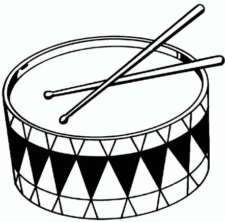 Drum Animated