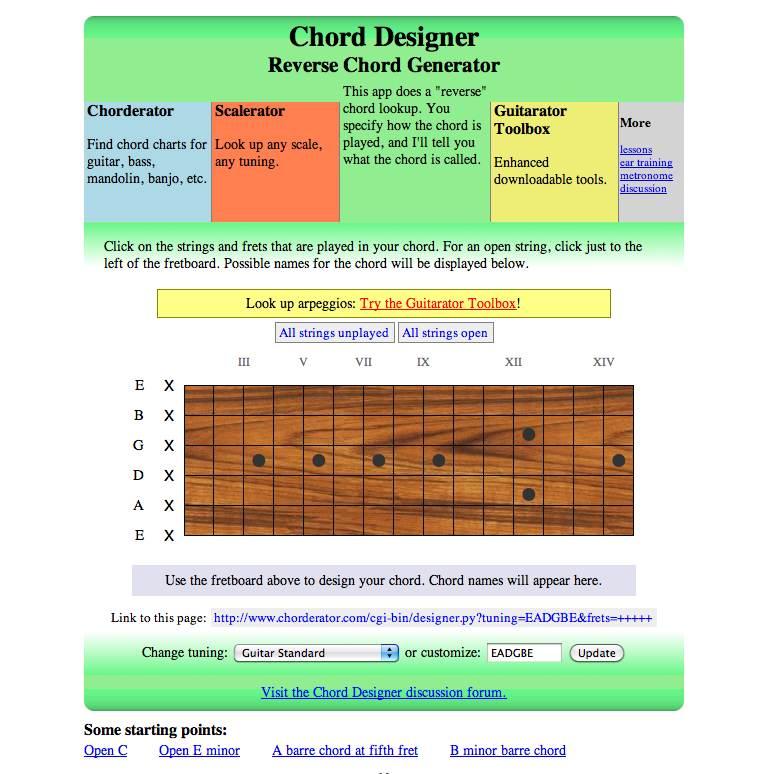 Chord Identifier